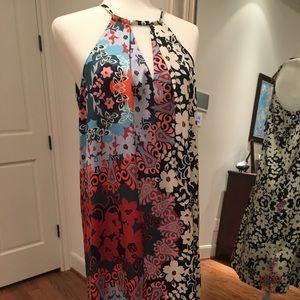 Fabulous Multi-colored Shift Dress by eci